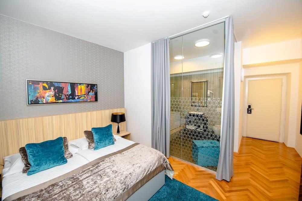 Double Room, Non Smoking, Park View - Bathroom