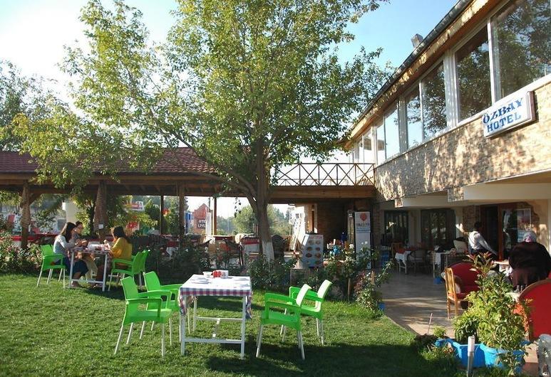 Ozbay Hotel, Pamukkale, Garten