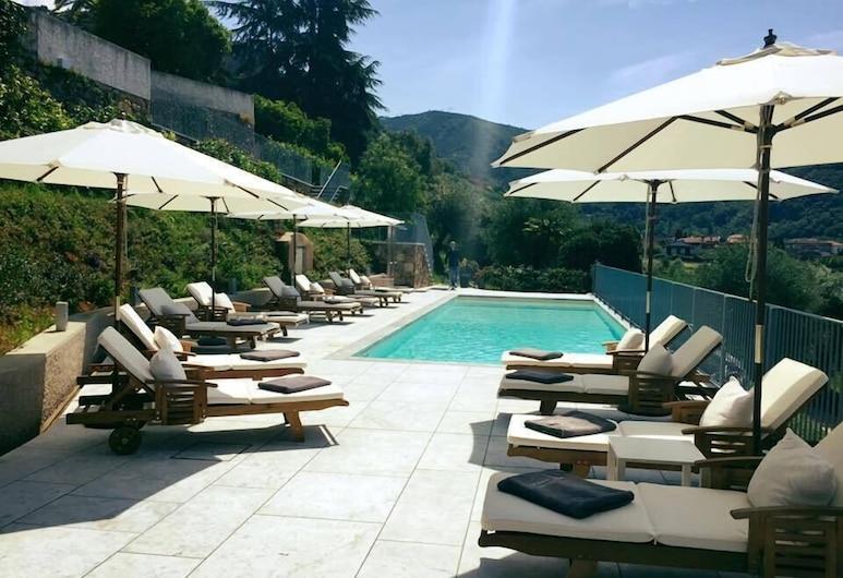 Relais Montepepe Winery & Spa, Montignoso, Outdoor Pool