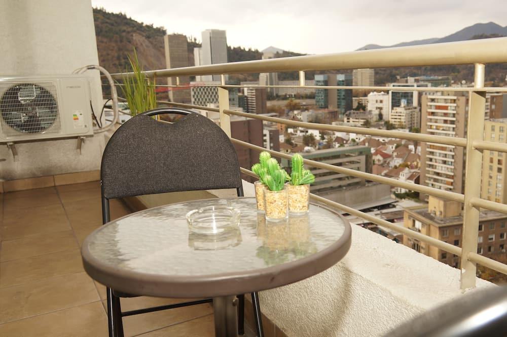 Lägenhet Comfort - 1 sovrum - Balkong