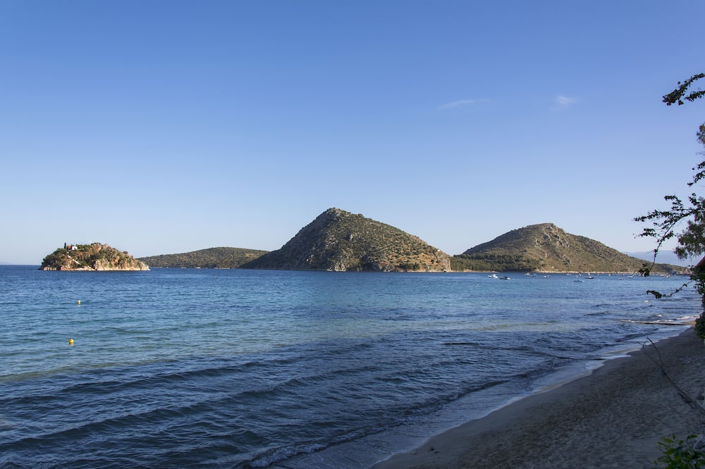 公寓, 海景 (Poseidon) - 海灘