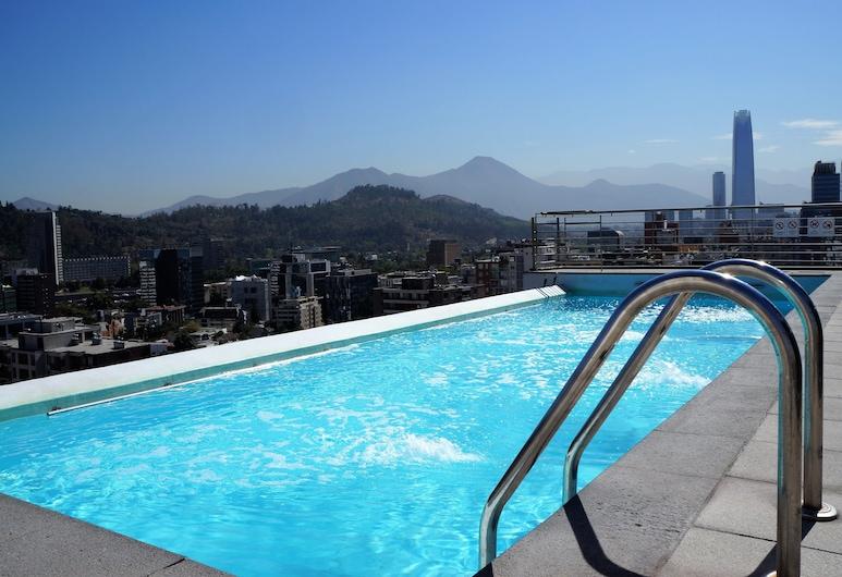 Apartamentos Nueva Providencia 1372, Santiago, Utomhuspool