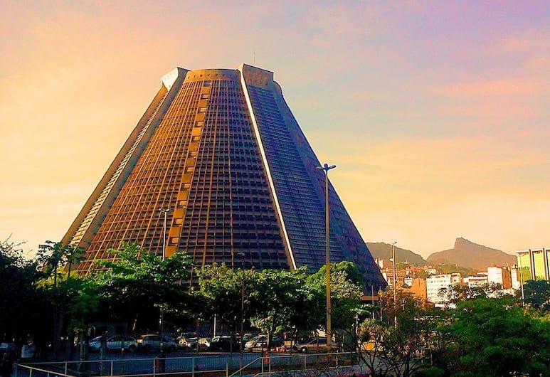Massape Rio Hostel, Rio de Janeiro, Shared Dormitory, City View (8 beds), City View