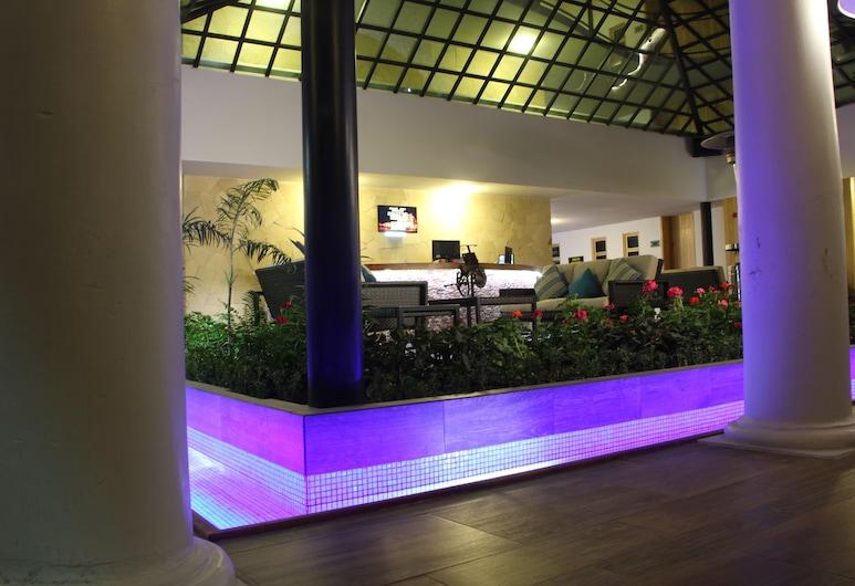 Hotel Palace Inn SCLC, San Cristobal de las Casas, Hotellet innvendig