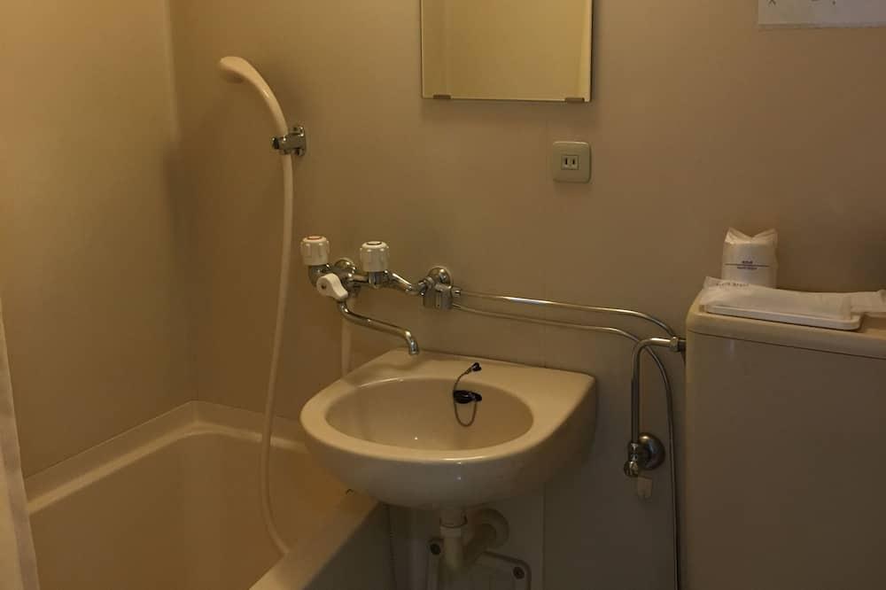Pokój z 2 pojedynczymi łóżkami, dla palących - Udogodnienia kąpielowe