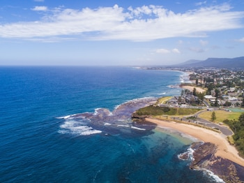 Picture of Headlands Austinmer Beach in Wollongong