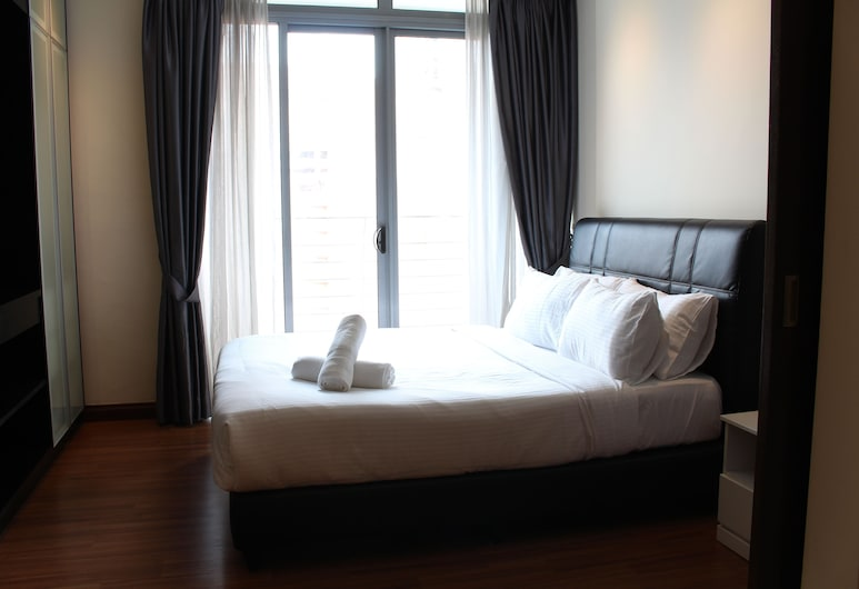 Peaceful Service Suites at Taragon Puteri Bintang, Kuala Lumpur, Apartment, 1 Bedroom, Room