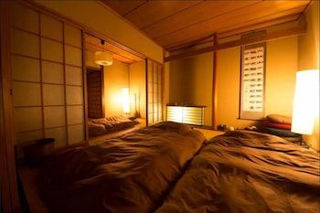 A(z) JQ Villa Kyoto Mibu hotel fényképe itt: Kyoto