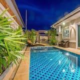 3 Bedroom Pool Villa - Terrace/Patio