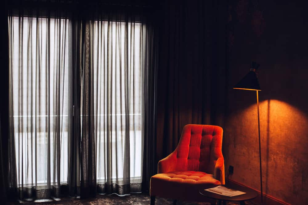 Chambre Double Deluxe - Coin séjour