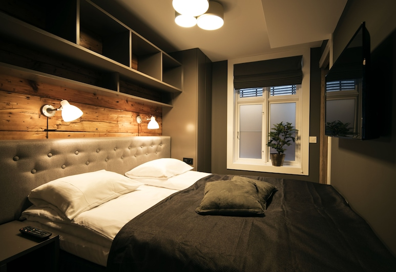 Home Again, Stavanger, Apartment, 1 Queen Bed, Kitchen (Nygata 1), Room