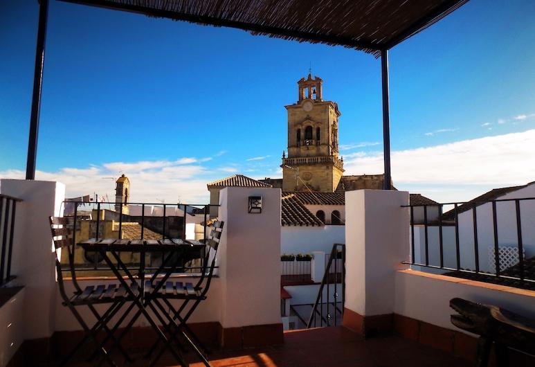 Casa Campana, Arcos de la Frontera, ห้องดับเบิลหรือทวิน, ลานระเบียง/นอกชาน