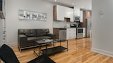Nuotrauka: Chic 1BR in Little Italy by Sonder, Monrealis