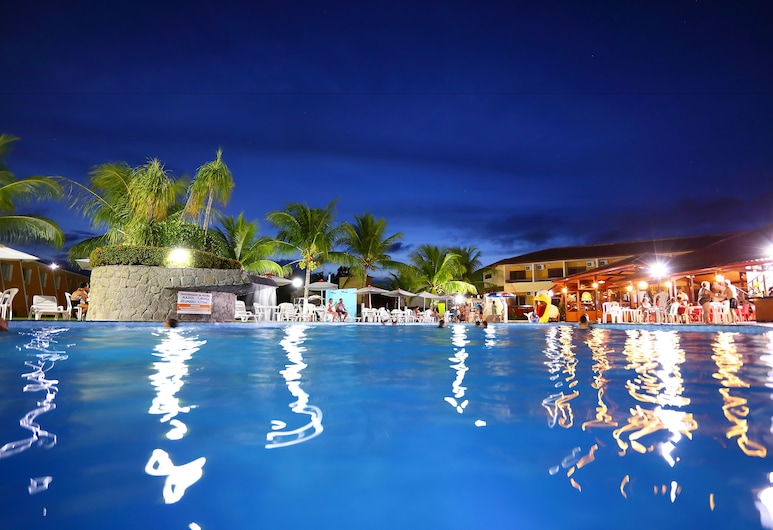 Coroa Vermelha Praia Hotel, Porto Seguro, Indoor Pool