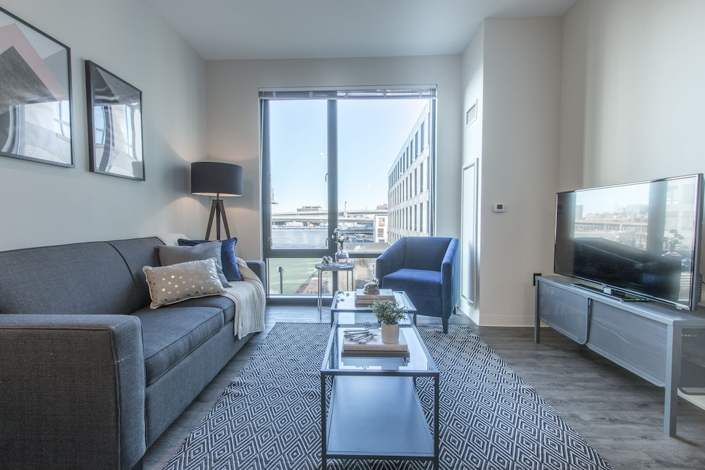 Smart 1BR In South End By Sonder, Boston