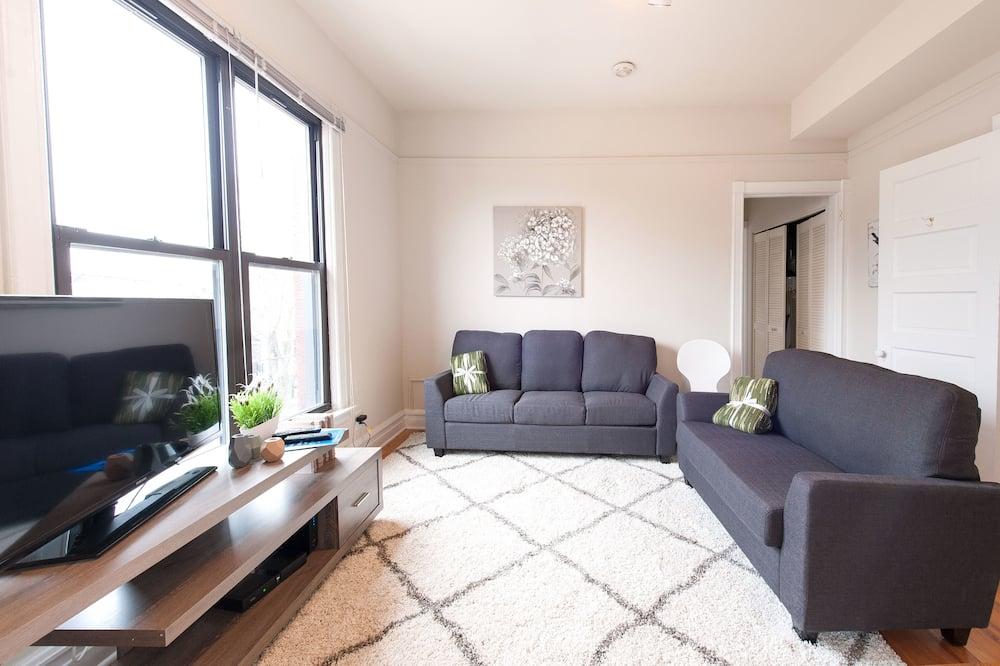 City Apart Daire, 3 Yatak Odası, Sigara İçilmez, Mutfak (Floor #3, Unit #3E) - Öne Çıkan Resim