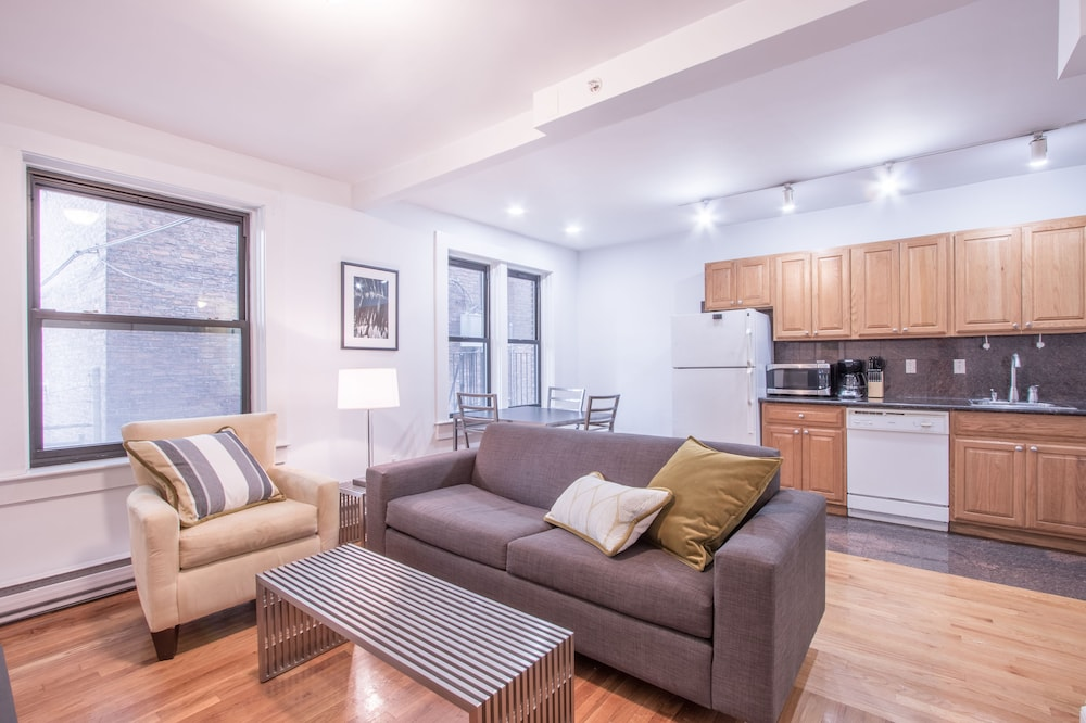 Lively 1BR in Theater District by Sonder, Boston
