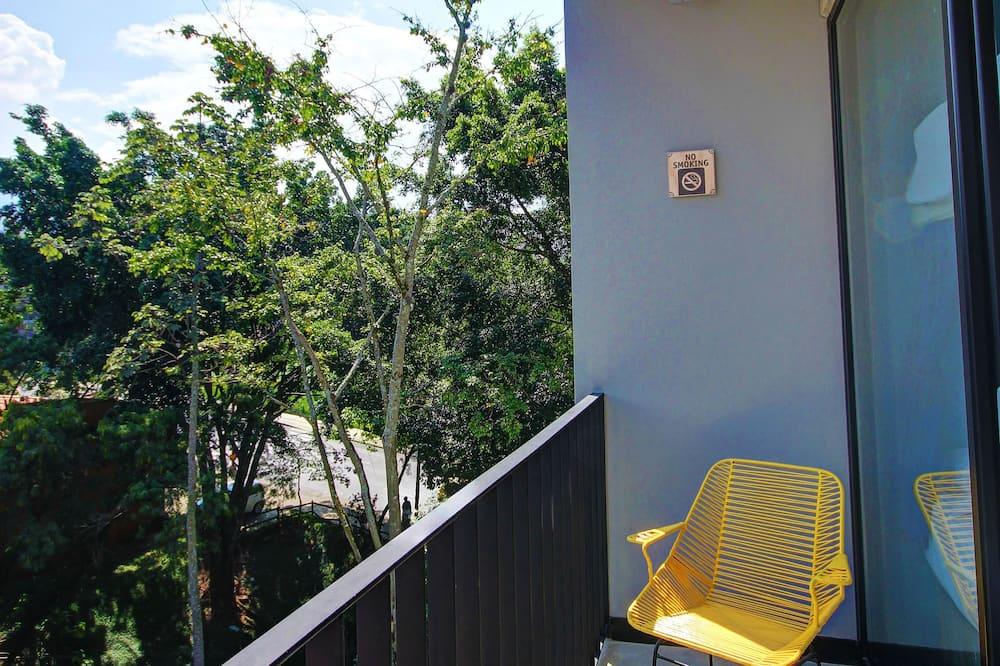 Slaapzaal, Balkon (Dormitorio 8 Pax) - Balkon