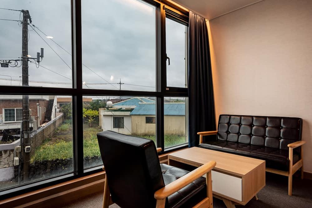 豪華雙床房, 2 張加大雙人床, 山景 - 山景