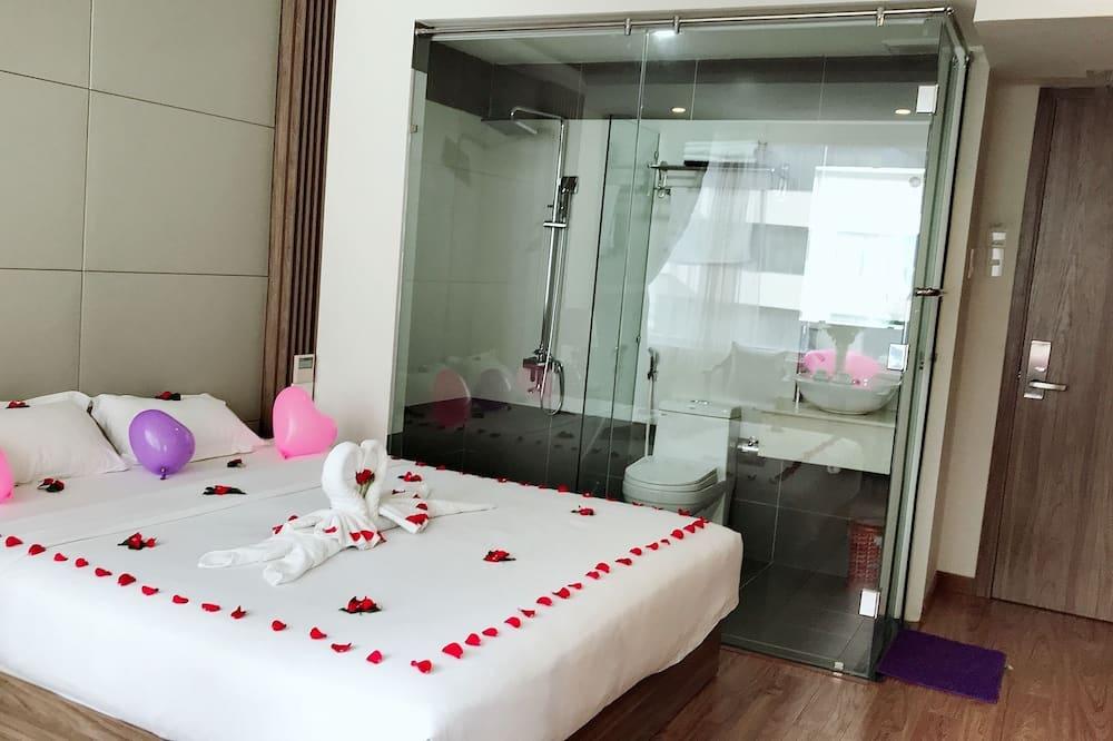Superior Double Room - Bilik mandi