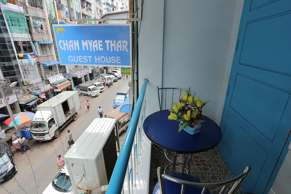 高級雙人房, 私人浴室 (Air Conditioner) - 城市景觀