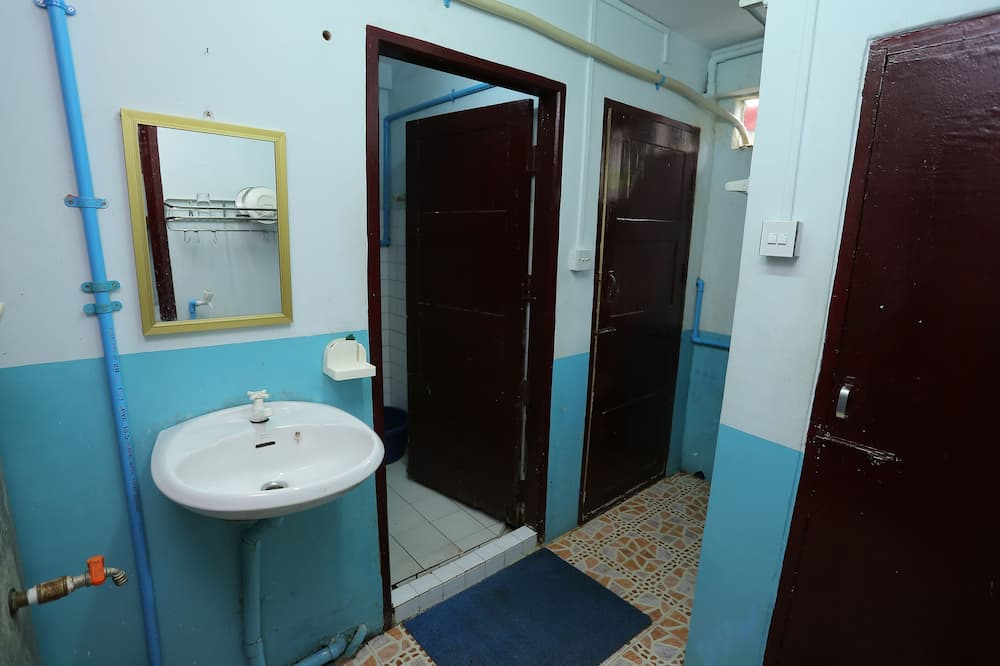高級雙人房, 私人浴室 (Air Conditioner) - 浴室