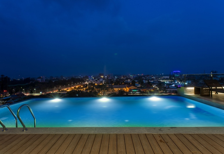 Hotel Mulberry, Катманду, Панорамний басейн