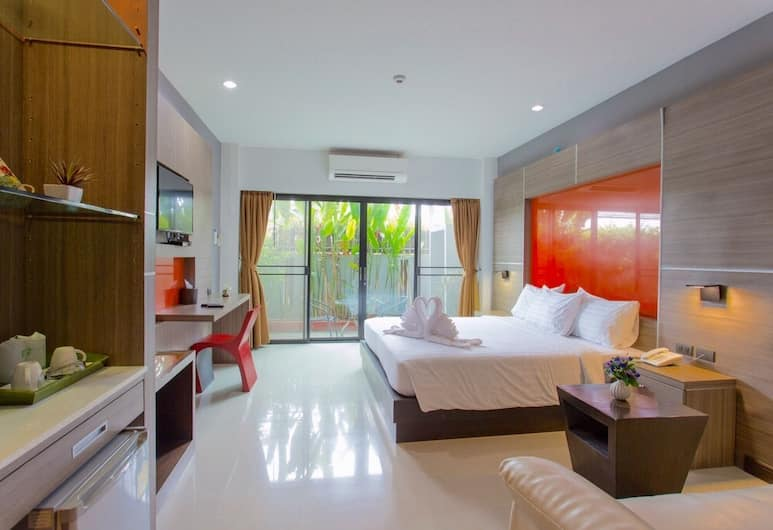 Rhienchai Place, Surat Thani, Deluxe Room, Zimmer