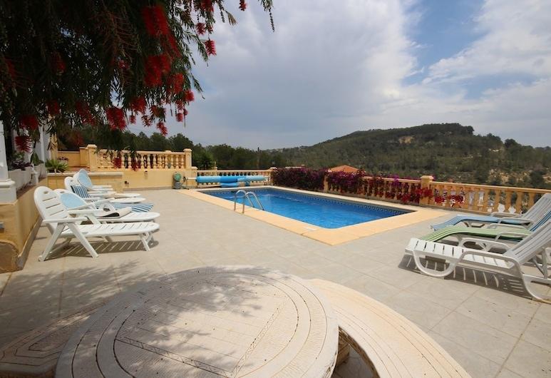 Villa Corralets 12 - Plaza Mayor, Calpe, Outdoor Pool