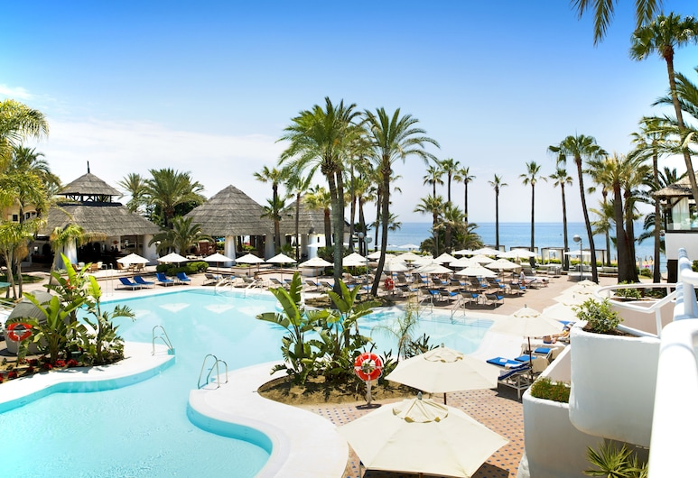 The Oasis by Don Carlos Resort - Adults Only, Marbella, Outdoor Pool