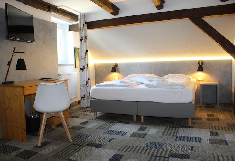 โรงแรมมิริกิดี, โอเบอร์ไวเซนทัล, อพาร์ทเมนท์, ห้องพัก