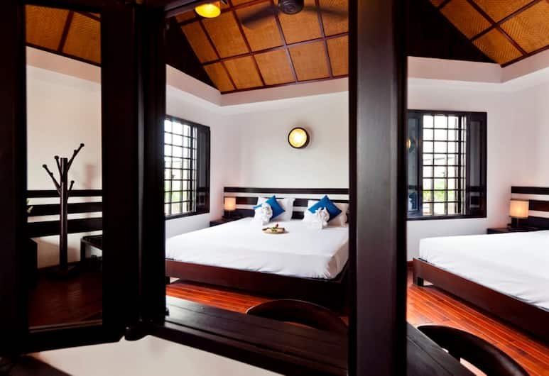 Cinnamon Hotel Hanoi, Hanoi, Deluxe-Dreibettzimmer, Zimmer