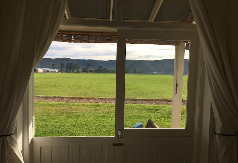Stonefield Polo Estate, Plettenberg Bay, Familien-Ferienhaus (Polofield Cottage), Ausblick vom Zimmer