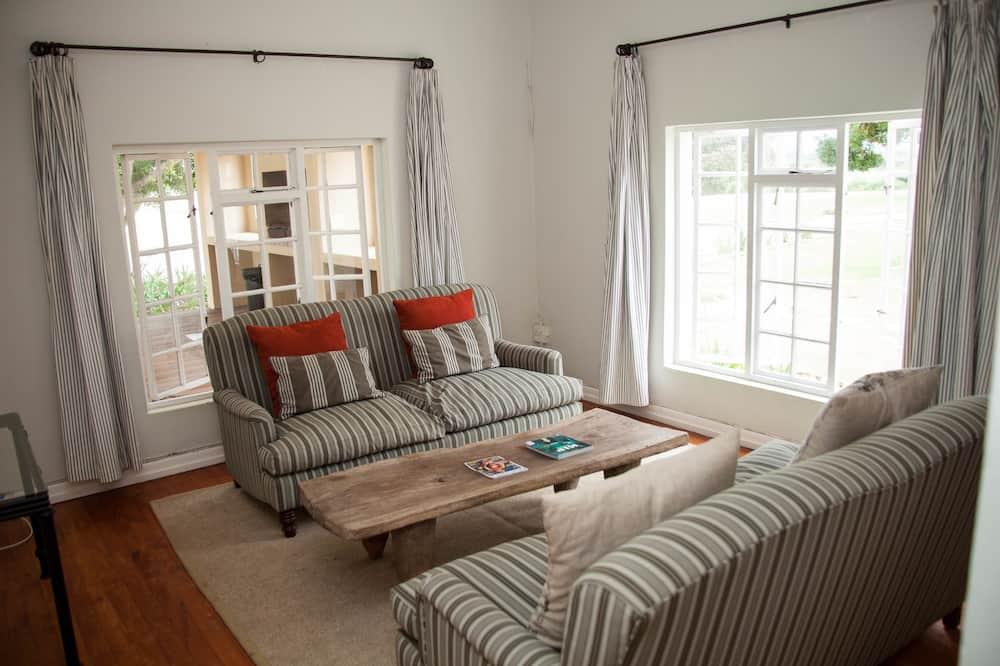 Familienhaus (Big House) - Wohnzimmer
