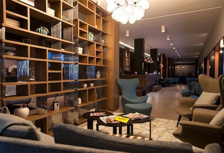 G Hotel Pescara, Pescara, Lounge della hall
