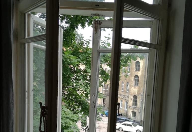 25 Hours Hostel, Vilnius, Stuudio, omaette vannitoaga, Vaade toast