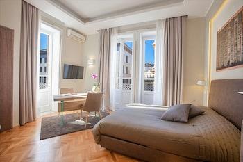 那不勒斯德普里蒂斯廣場酒店的圖片
