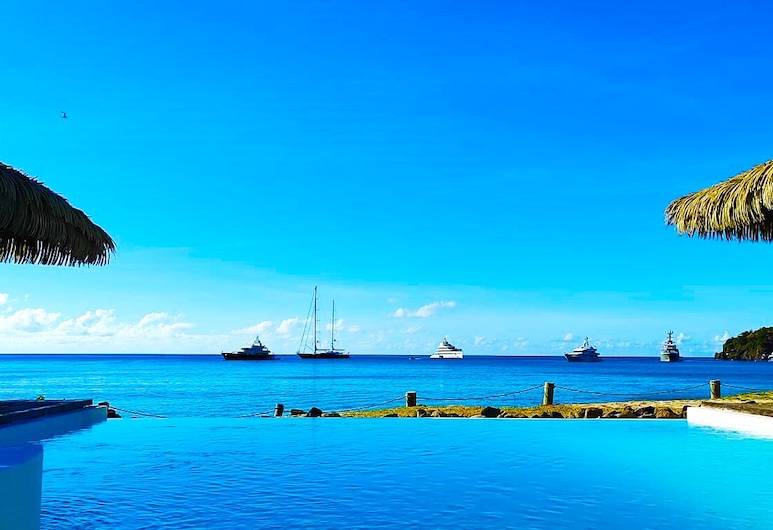 Tenuta Chatham Bay Resort, Union Island, Infinity Pool