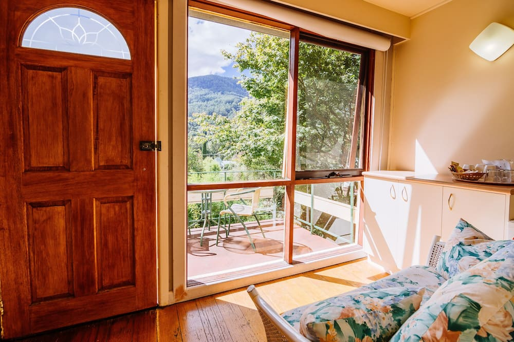 Family Double or Twin Room, 1 Bedroom, Balcony - Ruang Tamu