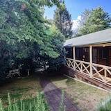 Double Room, Garden Area - Bilik Tamu
