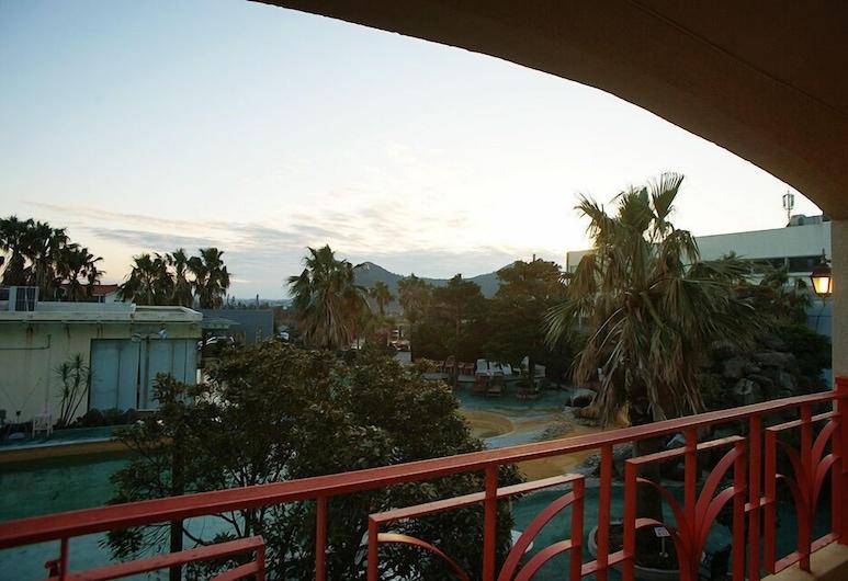 奧來之家飯店, 西歸浦, 雙人房, 1 間臥室 (29 PY), 客房景觀