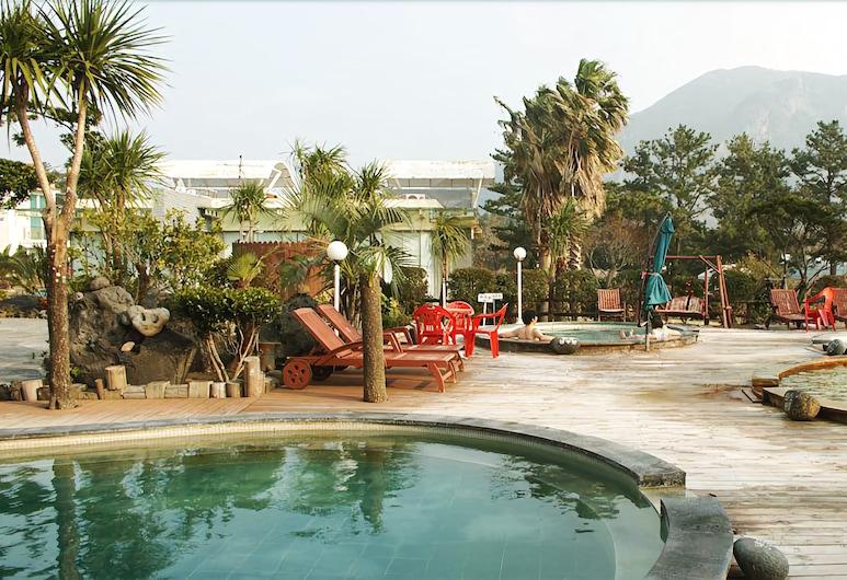 奧來之家飯店, 西歸浦, Spa