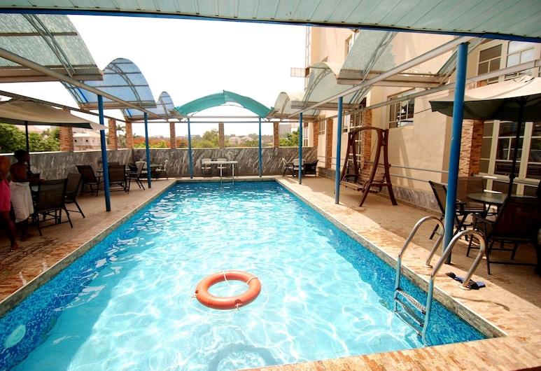 Ayalla Hotel, Abuja, Bazén