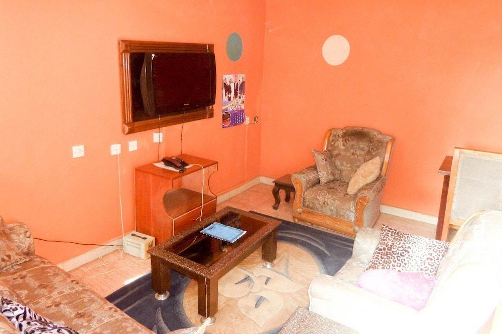 Apartmá typu Royal, dvojlůžko (200 cm) - Obývací prostor