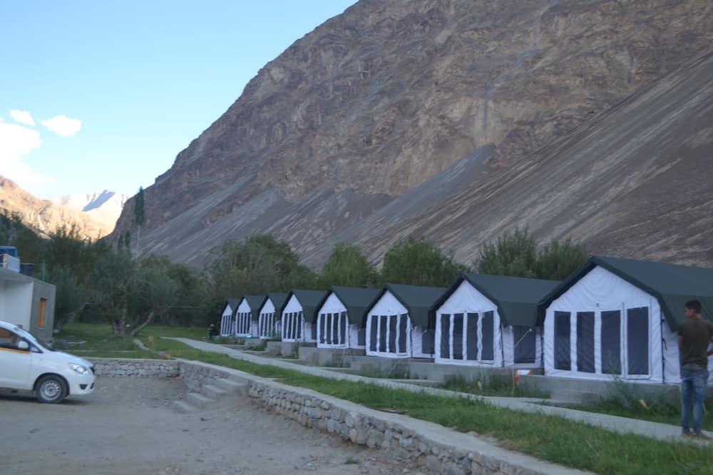 Habitación doble Deluxe, 1 habitación - Vista a la montaña