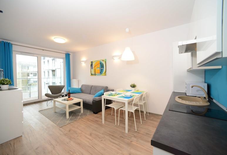 APART Apartamenty - Solna 11 Kolobrzeg, Kolobrzeg, Departamento, 2 habitaciones (Solna B306), Sala de estar
