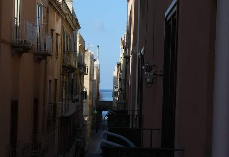 Il Rifugio del Pirata, Trapani, Appartamento, Vista dalla camera