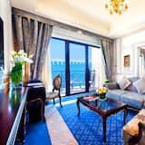 Phòng Executive, Quang cảnh biển - Khu phòng khách