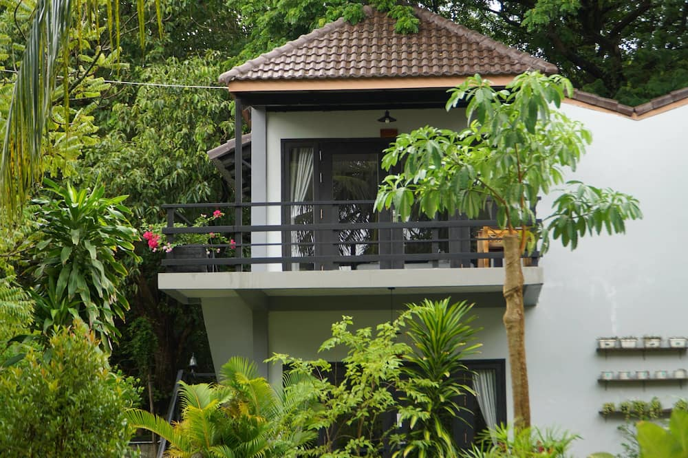 High Superior Double with Balcony - Balcony View