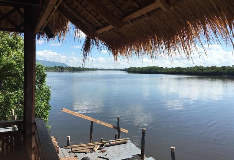 鹽河度假村, 貢布, 酒店景觀